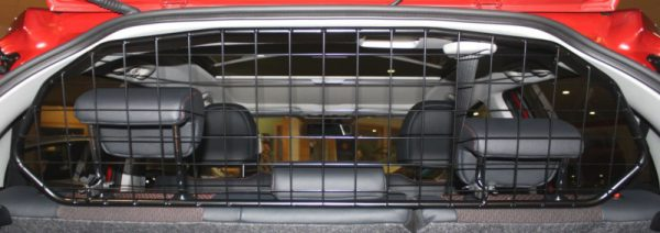 Bagagenät i stål till Toyota