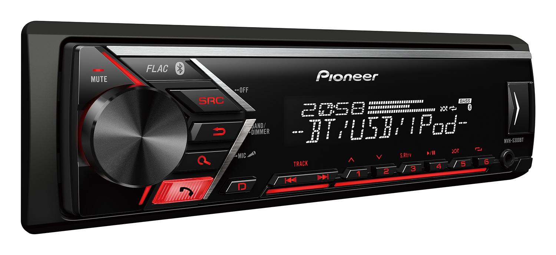 Pioneer Bilstereo MVH-S300BT - Fordonssajten 0f3f43733def7