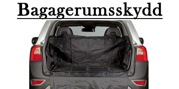Bagagerumsskydd